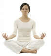Mindfulness Meditation Woman